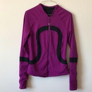 Lululemon Find Your Bliss Reversible Jacket